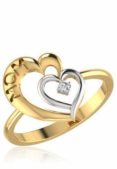 Mani Jewel - Golden Ring