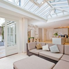 5 Appreciate Tips AND Tricks: Simple Patio Roofing wooden roofing architecture.Shed Porch Roofing. House Front Porch, House Roof, Bude, Orangery Extension Kitchen, Kitchen Orangery, Westbury Gardens, Roof Lantern, Modern Roofing, Roof Colors