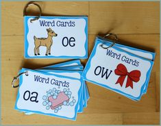 Activities for Teaching the oa/ow/oe Digraphs - Make Take & Teach Free Spelling Games, Spelling Activities, Sorting Activities, Hands On Activities, Oa Words, Words To Spell, Spelling Patterns, Reading Practice, Jolly Phonics