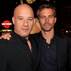 Pin for Later: Vin Diesel Talks About Meeting Paul Walker For the First Time