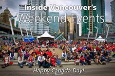 End #June with a bang!  #Celebrate this #weekend  #Canada Day! Circus and markets to salmon festivals and busking #apartments in #vancouver at http://www.dunowen.com