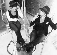 Sunny & taeyeon  SNSD Mr. Mr.