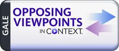 OPPOSING VIEWPOINTS IN CONTEXT pulls together information on a variety of social topics including, but not limited to, pro and con articles and topic overviews.