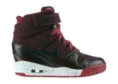 Nike Air Revolution Sky Hi QS (London) Women's Shoe - $200