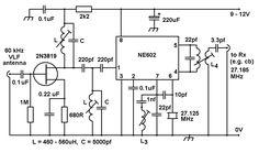 40 watt led pwm controll circuit diagram