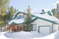 Airbnb: European Ski-In Chalet on Peak 8 in Breckenridge sleeps 13, $383ea for 4 nights