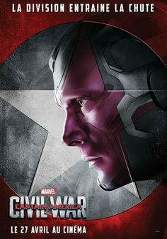 The Vision  Civil War