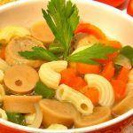 Resep Masakan Sosis Super Lezat dan Nikmat Resep Masakan Sosis Resep Masakan Dan Cara Membuat Sup Makaroni Dan Sosis Ayam Gurih