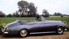 Rolls-Royce Silver Cloud II #cars #coches