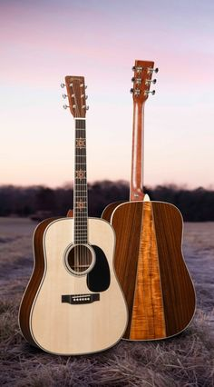 D-35 Seth Avett- The Martin D-35 is totally my favorite acoustic guitar.