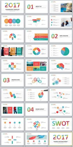 30+ Best Infographics swot PowerPoint template