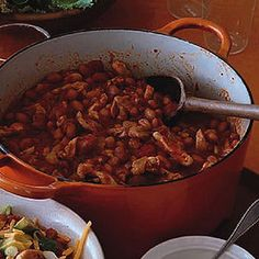 Heat things up with this Fiery Chicken Chili recipe!