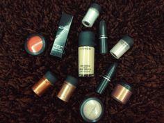 Mac Cosmetics! Lena Katsarou Makeup Artist!