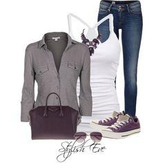 aml by stylisheve on Polyvore