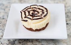 Chocolate Cheesecake Tartlet