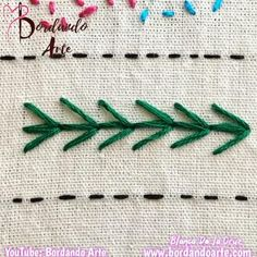 Hand Embroidery Patterns Flowers, Hand Embroidery Videos, Embroidery Stitches Tutorial, Embroidery Sampler, Creative Embroidery, Simple Embroidery, Hand Embroidery Stitches, Hand Embroidery Designs, Embroidery Techniques