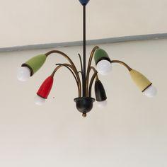 Fifties Plafondlamp