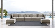 Manutti Available at all of Michael Taylor Design's Showrooms!