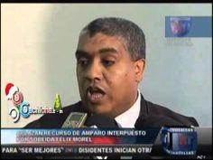 Aplazan Recurso de Amparo interpuesto por Sobeida Félix Morel #Video - Cachicha.com