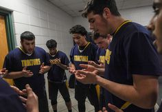 For a Muslim high school basketball team, road games in today's America help and highlight issues of identity.