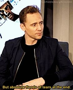 """Tom watching """"Inside out""""- me too, Tom, me too. Kids said I´m the most awkward grown up in the world. Seems I´m not alone"""