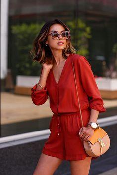 【テラコッタカラー】 #fashion #ファッション #womens #ladies #レディース #OOTD #style #outfit #outfits #coordinate #コーディネート #コーデ #ponte #ponte_fashion #spring #春 #summer #夏