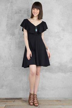 Leandra Ruffle Dress $44.00