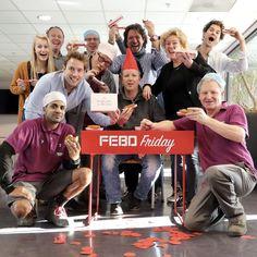 Wat een verrassing! Een grandioze #febofriday afgelopen vrijdag bij Remmert Dekker Packaging! Wij kunnen er weer tegenaan! 🍟🍔🥤💪 @febo.nl bedankt 😃👍 #snacks #febo #leverancier #packaging #duurzaam