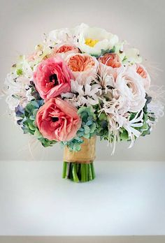 Outstanding New York Bouquets   Wedding Flowers  Wedding Ideas   Brides.com   Wedding Ideas   Brides.com