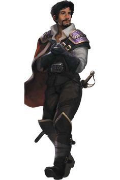 7th Sea 2e Character: Man from Vodacce (credits to John Wick Presents)
