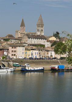 Tournus, Burgundy, France