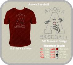 Anoka Baseball T-Shirt