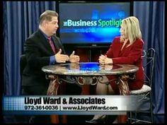 Dallas Divorce Attorney Kimberley Doom on The Business Spotlight P4 Dallas Attorney with Lloyd Ward