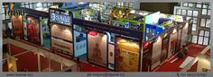 Exhibition #StallDesigner | #StallFabrication | Stall Fabricator
