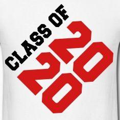 Class of 2020 T-Shirts