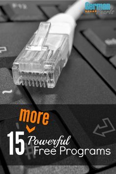 Who doesn't love free computer programs? Here are 15 More Powerful Free Software Downloads to Check Out!