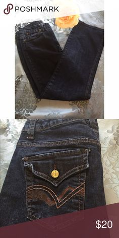 Nine West Jeans Size 31/12S. West End Fit. Bootcut. Missy 12 Short Nine West Jeans Boot Cut