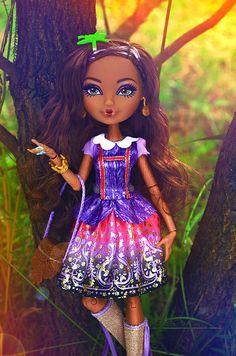 Ever After High Cedar Wood | Flickr - Photo Sharing!