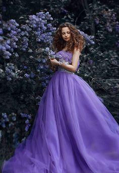 500px'te Irina Orwald tarafından lilac princess fotoğrafı