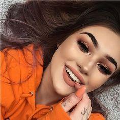 Gorgeous Makeup: Tips and Tricks With Eye Makeup and Eyeshadow – Makeup Design Ideas Makeup Goals, Makeup Inspo, Makeup Inspiration, Makeup Tips, Beauty Makeup, Eye Makeup, Hair Makeup, Hair Beauty, Glam Makeup