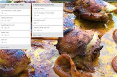 How To Use Trello with Meal Plan & Prep  http://www.eatingcleancookingdirty.com/blog/how-to-use-trello-with-meal-plan-prep