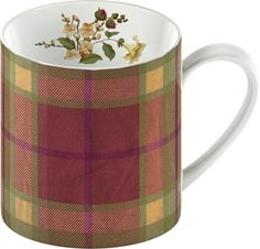 Katie Alice Highland Fling Fine China Mug