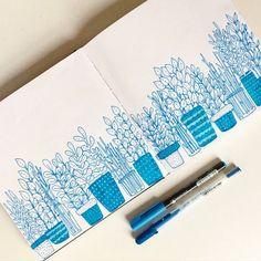 Recent Sketchbook Roundup (Lisa Congdon Art + Illustration)