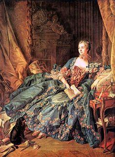 Madame Pompadour (Boucher)