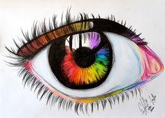 Ojo de Color