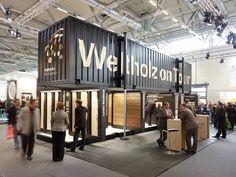 ADAM Award der ausgezeichneten Marken- und Messeauftritte des FAMAB e.V. - M - bis 150 m² - Detail