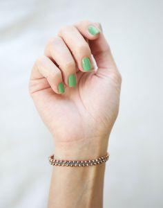 stackable bracelet. {the little market}