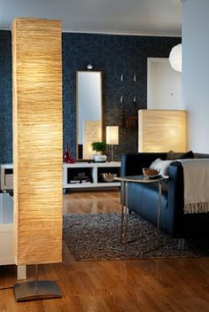 Lámpara de pie ORGEL VRETEN de Ikea
