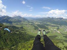 Füße in die Luft! Wer Paragliding in Bayern nicht ausprobiert, ist selbst Schuld – Bayern-Reiseblog