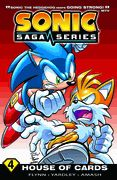 Sonic Saga Series 4: House of Cards. Buy it now at the Archie Comics online store!